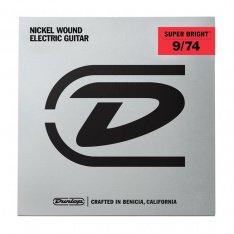 Струни для електрогітари Dunlop DESBN0974 Super Bright
