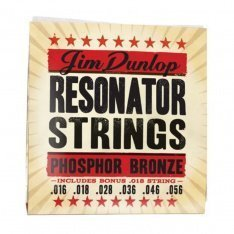 Струни для електрогітари Dunlop DOP1656 Resonator Strings