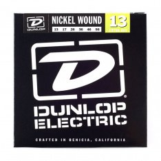 Струни для електрогітари Dunlop DEN1356 Nickel Wound