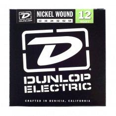 Струни для електрогітари Dunlop DEN1254 Nickel Wound