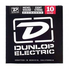 Струни для електрогітари Dunlop DEN1074 Nickel Wound