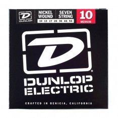 Струни для електрогітари Dunlop DEN1056 Nickel Wound