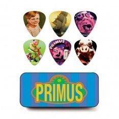 Набір медіаторів Dunlop РRIPТ02Н Primus Album Art