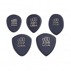 Набір медіаторів Dunlop 4770 JD Jazztones