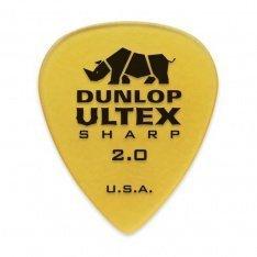 Набір медіаторів Dunlop 433P2.00 Ultex Sharp
