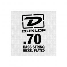 Струна для бас-гітари Dunlop Heavy Core Nickel Plated .070