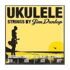 Струни для укулеле Dunlop DUY201 Soprano Student