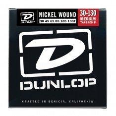 Струни для бас-гітари Dunlop DBN30130Т Nickel Plated Steel Medium 6
