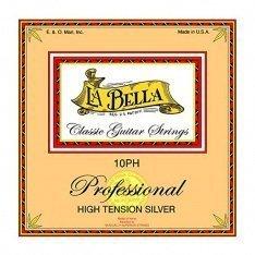 Струни для класичної гітари La Bella 10PH