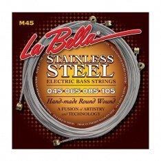 Струни для бас-гітари La Bella SN45