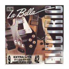Струни для електрогітари La Bella EL-XL