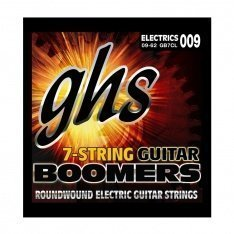 Струни GHS Boomers Custom GB7CL