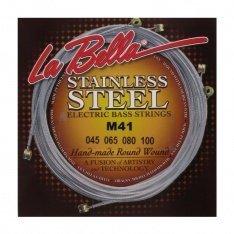 Струни для бас-гітари La Bella M41
