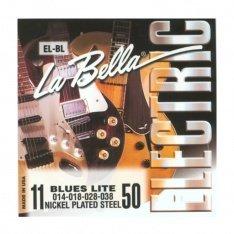 Струни для електрогітари La Bella EL-BL
