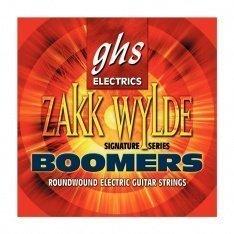 Струни для електрогітари GHS Boomers Zakk Wylde Signature GBZWLO