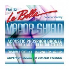 Струни для електрогітари La Bella VSА1152
