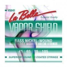 Купить струны для бас гитары La Bella VSB4D