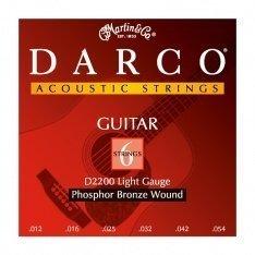 Струни для акустичної гітари Martin D2200