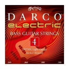 Струни для бас-гітари Martin D9700L