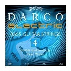 Струни для бас-гітари Martin D9500L
