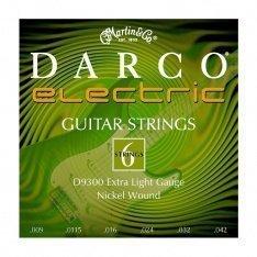 Струни для електрогітари Martin D9300