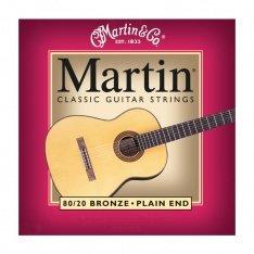Струни для класичної гітари Martin M220