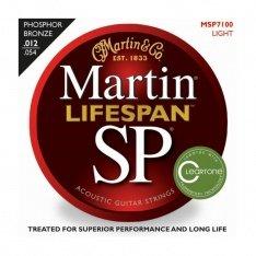 Струни для акустичної гітари Martin MSP7100
