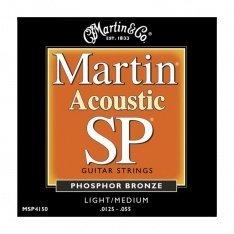 Струни для акустичної гітари Martin MSP4150