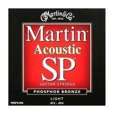 Струни для акустичної гітари Martin MSP4100