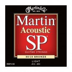 Струни для акустичної гітари Martin MSP3100