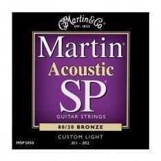 Струни для акустичної гітари Martin MSP3050