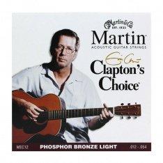 Струни для акустичної гітари Martin MEC12