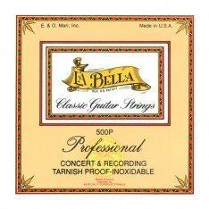 Струни для класичної гітари La Bella 500P Professional Concert & Recording