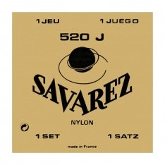 Струни Savarez 520 J
