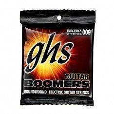 Струни GHS Boomers Custom Light GBCL (.09 - .46)