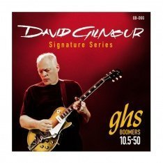 Струни GHS Boomers David Gilmour Signature GB-DGG