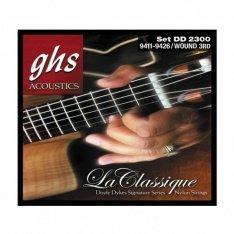 Струни GHS La Classique High Tension DD2300