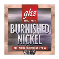 Струни GHS Burnished Nickel Roundwound BNR-XL (.09 - .42)