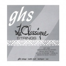 Струни GHS La Classique High Tension 2390