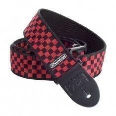Ремінь Dunlop D38-31RD Red Check