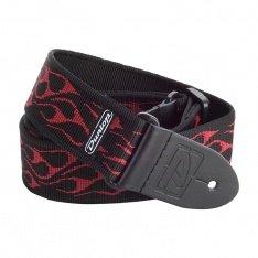 Ремінь Dunlop D38-11RD Flambé Red