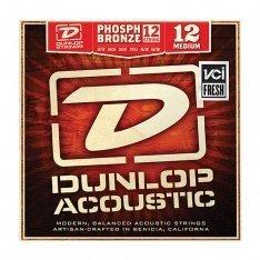 Струни для акустичної гітари Dunlop DAP1252J Phosphor Bronze Medium 12-string