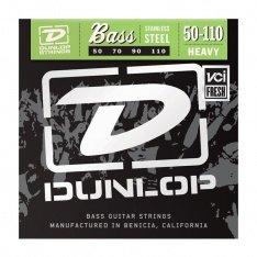 Струни для бас-гітари Dunlop DBS50110 Stainless Steel Heavy