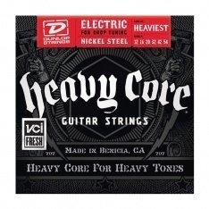 Струни для електрогітари Dunlop DHCN1254 Heavy Core Heaviest