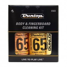 Поліроль Dunlop Body And Fingerboard Cleaning Kit