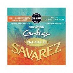 Струни для класичної гітари Savarez 510MRJP Creation Cantiga Mixed Tension