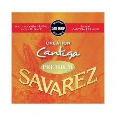 Струни для класичної гітари Savarez 510MRP Creation Cantiga Standard Tension
