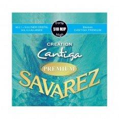 Струни для класичної гітари Savarez 510MJP Creation Cantiga High Tension
