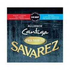 Струни для класичної гітари Savarez 510ARJP Alliance Cantiga Mixed Tension