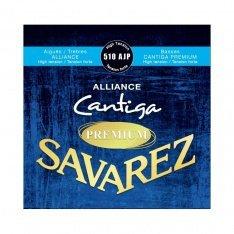Струни для класичної гітари Savarez 510AJP Alliance Cantiga High Tension